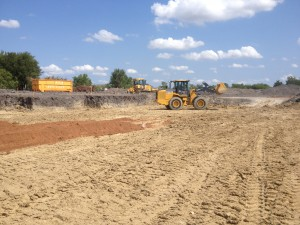 Commercial Site Development - Smith Excavation and Paving - Austin, TX