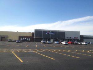 Dart Bowl Parking Lot - Smith Paving Company - Austin, TX