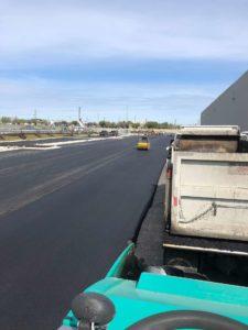 Averitt Truck Terminal - Smith Paving Company - Austin, TX