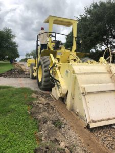 Manor Street Rehabilitation - Smith Paving Company - Austin, TX